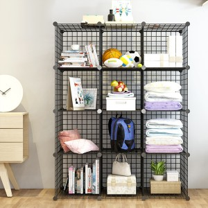 Creative Home Luxury Multi Purpose Shelf - Twelve Box