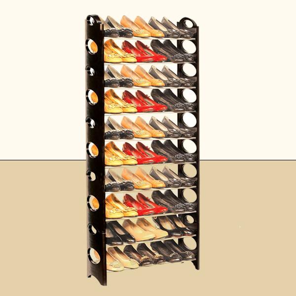 Creative Home Shoe Organizer Rack - Ten Layers