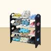 Creative Home Shoe Organizer Rack - Four Layers