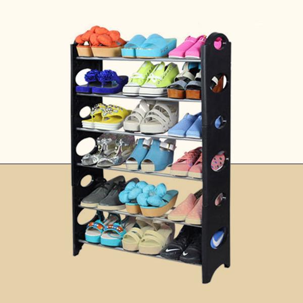 Creative Home Shoe Organizer Rack - Six Layers