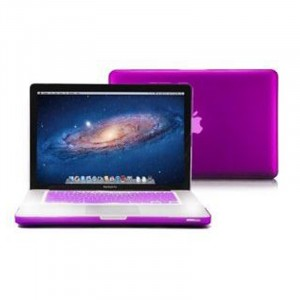 Purple Hard Plastic Case Cover For Macbook retina 13 inch