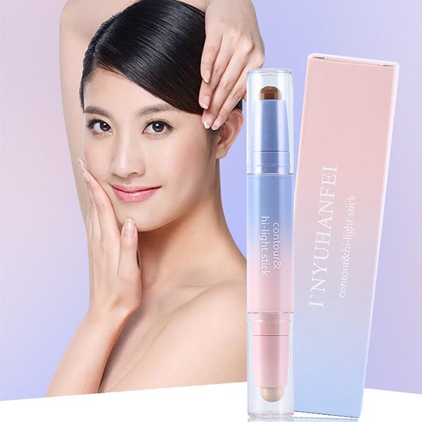 Double Head Makeup Concealer Stick - Light