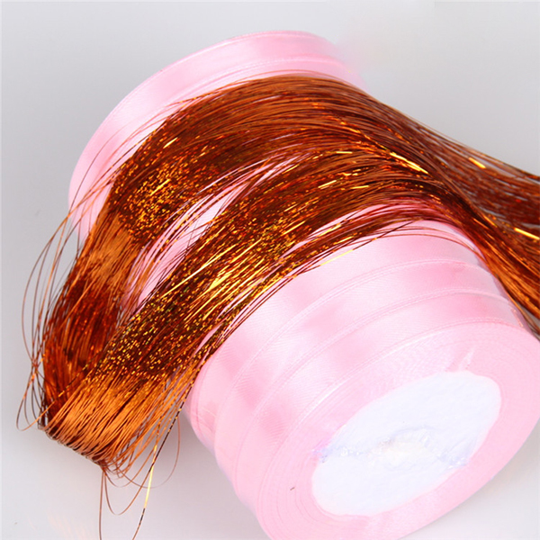Artificial Hair Decorative Hairs Extension - Multicolor
