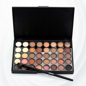 35 Shades Different Colors Eye Shadow Palette - One