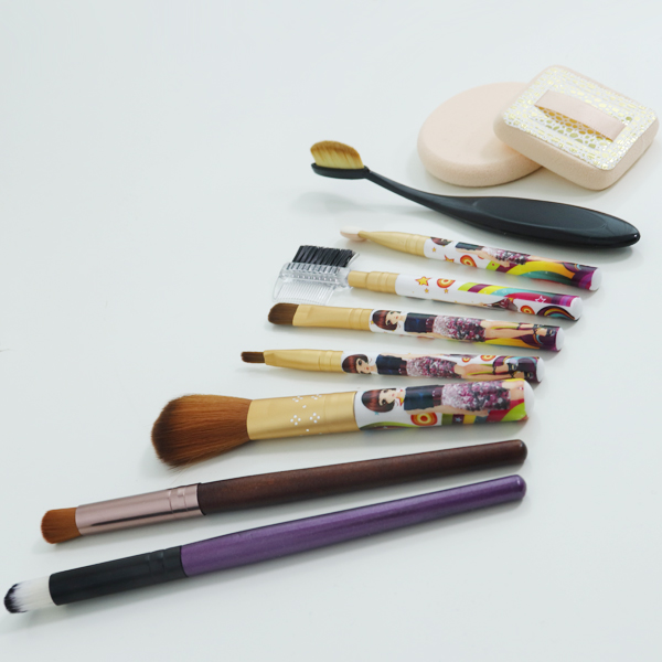 Quality Multipurpose Makeup Brushes Set