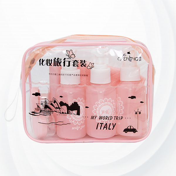 Cosmetics Makeup Spray Bottles And Cream Containers