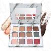 Marble Textured Fancy 12 Colors Eye Shadow Tray