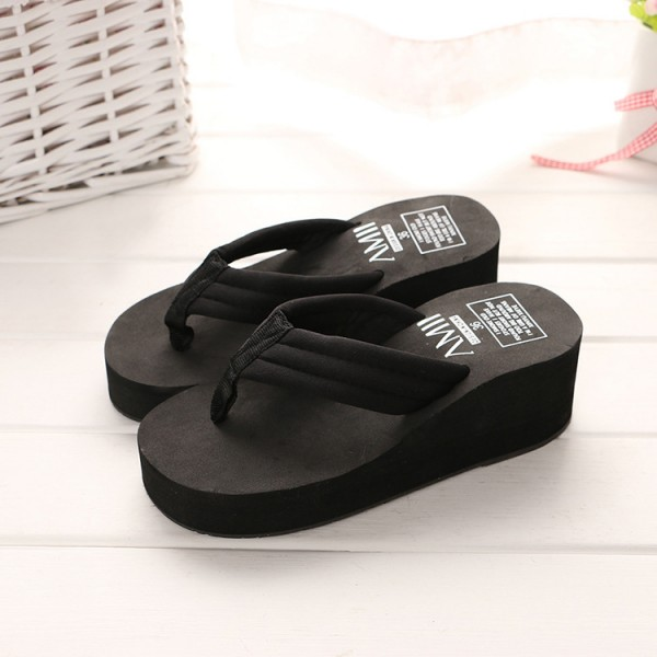 Non-slip Thick Bottom Flip-flops Women Fashion Slippers