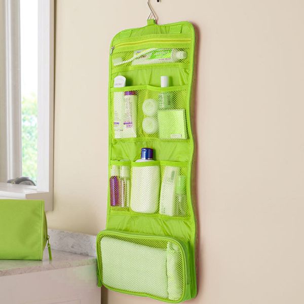 Multi Pocket Waterproof Traveller Bag - Green