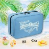 Smart Traveller Organizer Bag - Blue