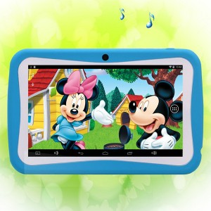 Kids Study And Learning Gift Smart Mobile Tablet
