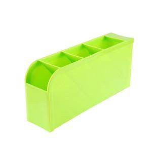 Multipurpose Smart Divider Storage Box - Green