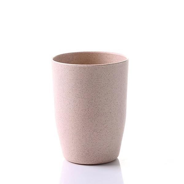Creative Plastic Home Essential Plastic Tumbler - Pink