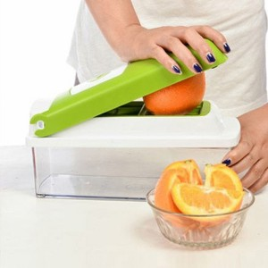 Multifunction Fruit Vegetable Cutter Tool - 12 Pieces