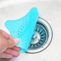 Star Shaped Sink Water Filter - Blue