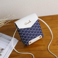 Traditional Sequence Pu Leather Women Bags - Blue