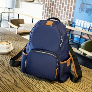 Classic Large Capacity Travel Backpacks Bags - Blue