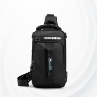 Multi Function Breathable Backpacks - Black