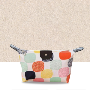 Colorful Prints Waterproof Cosmetics Travel Bags