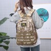 Camouflage Prints Traveler Casual Backpacks - Khaki