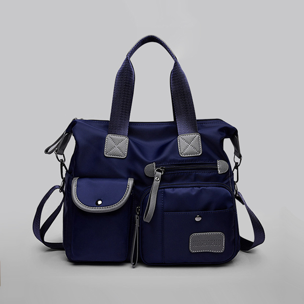 Casual Multipurpose Travel Wide Space Bags - Blue