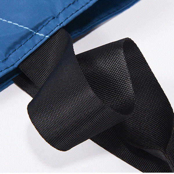 Wide Space Easy Carrying Foldable Shoulder Bags