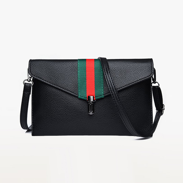 Leather Textured Quality Designers Messenger Bag