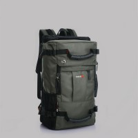 Outdoor Traveller Water Resistant Backpack - Green