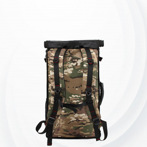 Outdoor Traveller Water Resistant Backpack - Camouflage