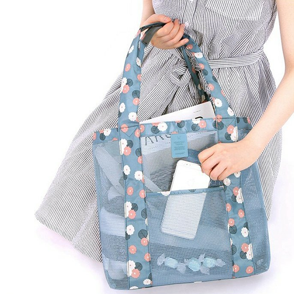 Breathable Canvas Outdoor Wide Space Bags