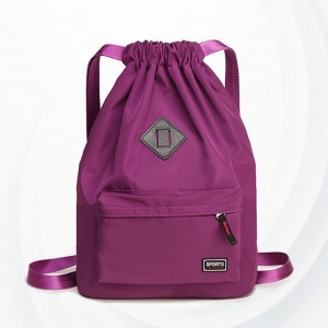 Casual Travel Large Capacity Backpacks Bags - Purple