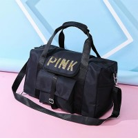 Shoe Pocket Portable Short Distance Travel Bags - Black