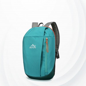 Traveler Summer Casual Wide Space Backpack - Green