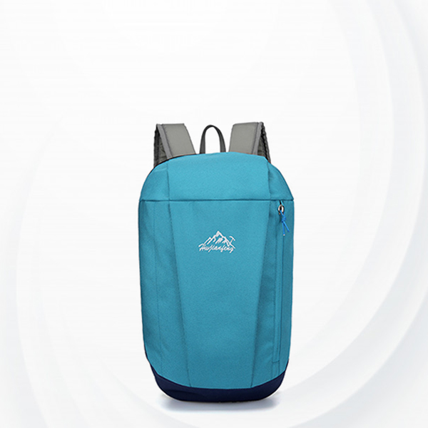 Summer Casual Wide Space Backpack - Green