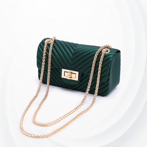 Rope Chain Party Collection Messenger Bags - Green