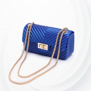 Rope Chain Party Collection Messenger Bags - Blue