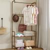 Creative Bedroom Multipurpose Hanger Rack - Bronze