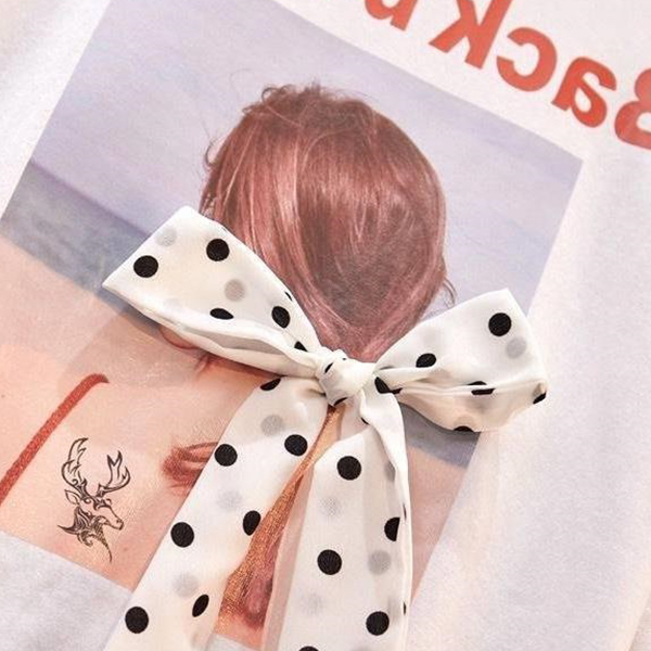Cartoon Prints Flared Skirt Cut Shoulder Two Piece Suit - White