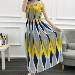 Casual Breezy Full Length Beach Wear Dress