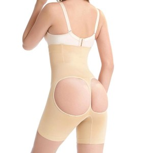 Body Sculpting Abdomen Panties Shaping Corset - Beige