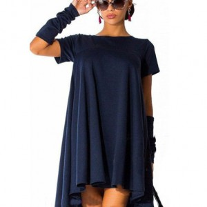 Midi Dresses Summer Style Tunic Boho Ladies Dresses Party Women