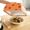 Printed Food Covering Heat Preserver - Orange