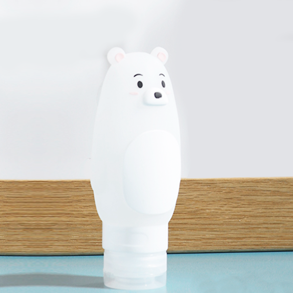 Cute Cartoon Traveller Shower Gel Bottle - 90ML