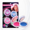 Easy Hair Dye Colorful Party Special Clip Pads - One Piece