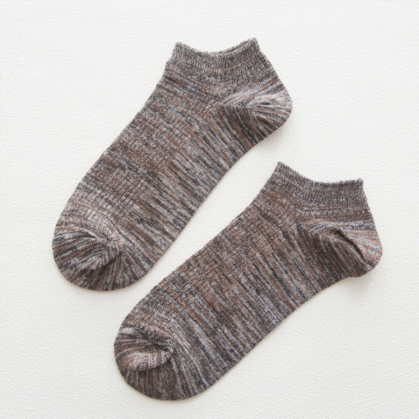 Printed Colorful Five Pieces Socks Bundle