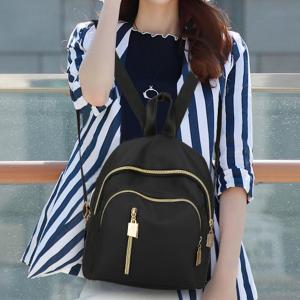 Multi Pockets Zipper Closure Formal Backpacks