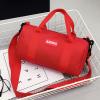 Water Resistant Mini Capsule Traveller Bags - Red
