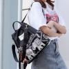 Bohemian Prints Zipper Canvas Mini Backpacks