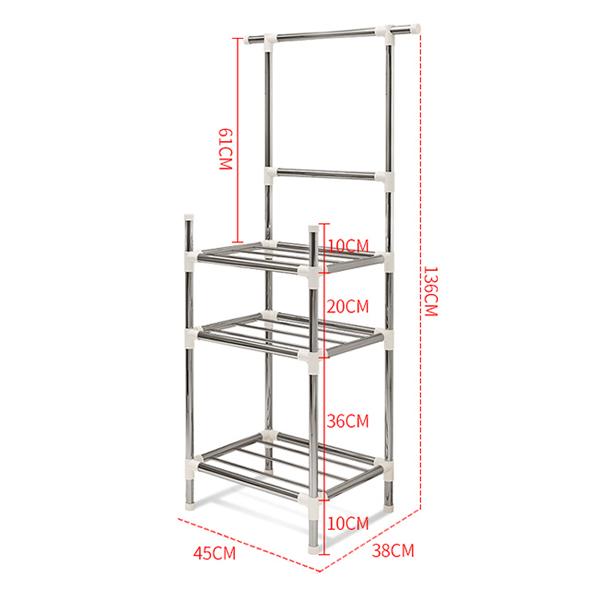 Quality Steel Multi-Purpose Rack
