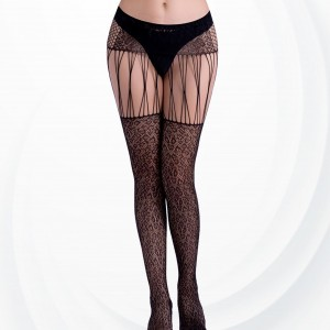 Nights Special Transparent Net Leg Stockings